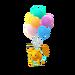 Pikachu fly shiny