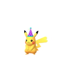 Pikachu female party