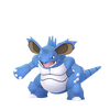 Nidoking shiny
