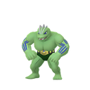Machoke shiny