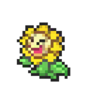 Sunflora 8bits
