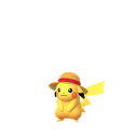 Pikachu straw hat