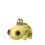 Hippopotas shiny