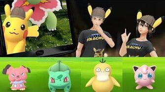 Celebrate the launch of POKÉMON Detective Pikachu with Pokémon GO!
