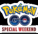 Pokémon GO Special Weekend