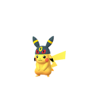 Pikachu umbreon