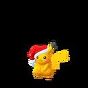 Pikachu festive shiny