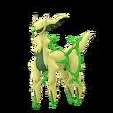 Arceus grass shiny