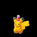 Pikachu party hat shiny