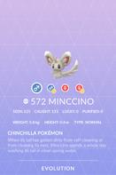 Minccino Pokedex