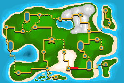 Torren Route 5 Map