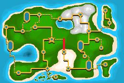 Torren Route 6 Map