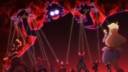 Tetsuki oscuro