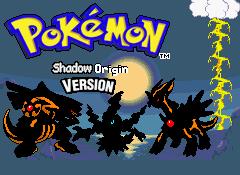 pokemon shadow origin version pokemon light shadow origin wiki