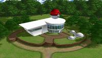 HQ Lab Exterior