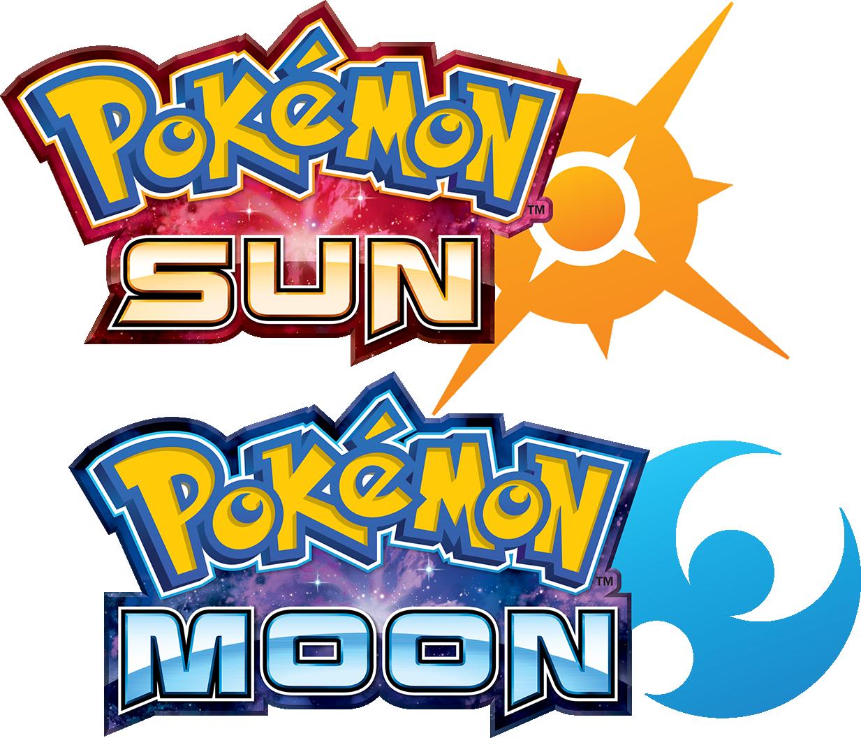 Resultado de imagem para Pokémon Sun e moon png