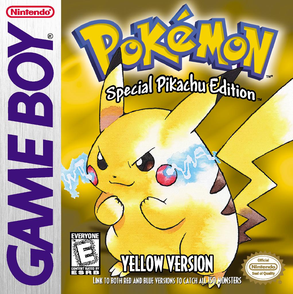 Appendix:Pokémon Yellow Walkthrough | Pokémon Let's Play