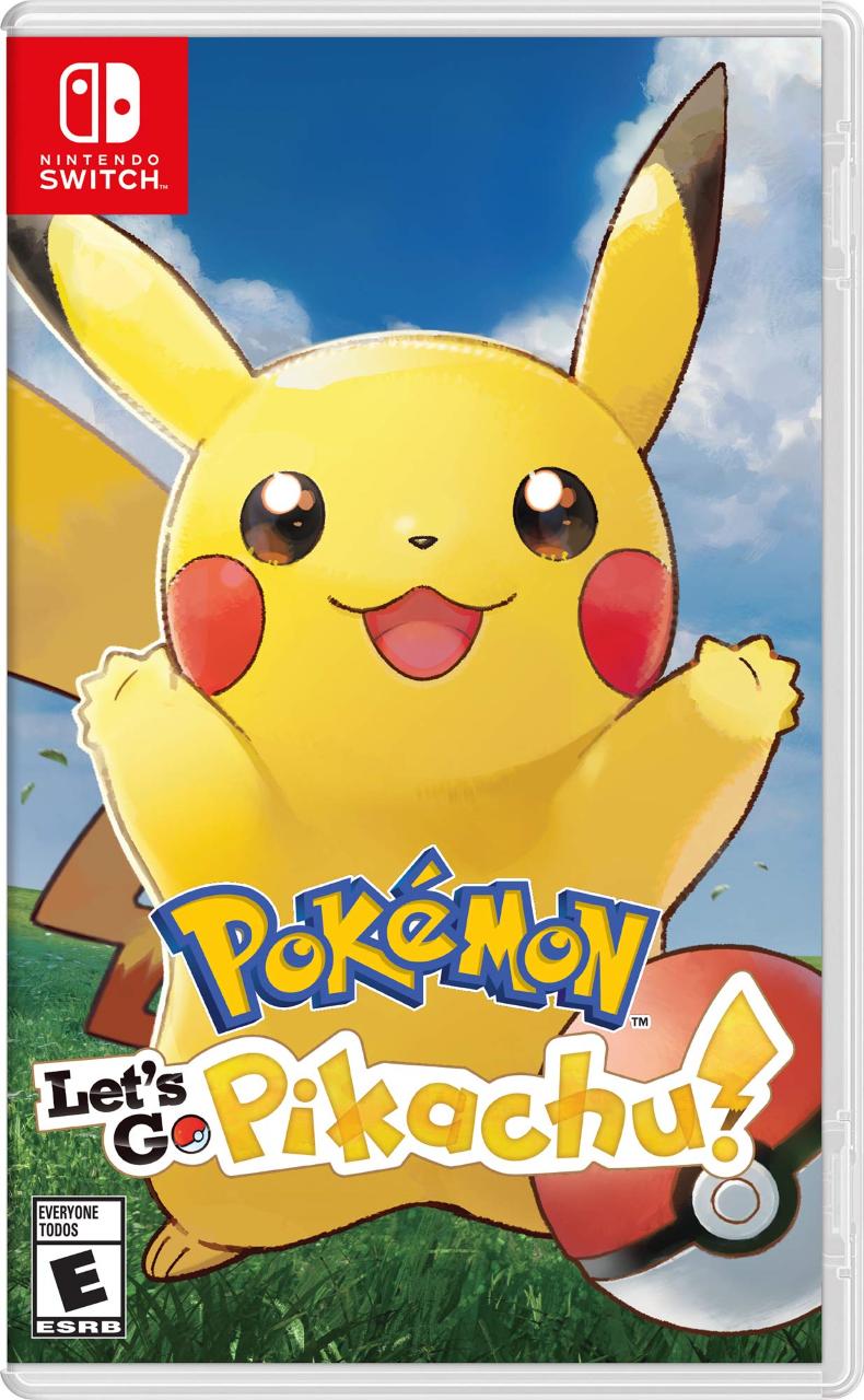 Appendix Pokemon Let S Go Pikachu And Let S Go Eevee Walkthrough