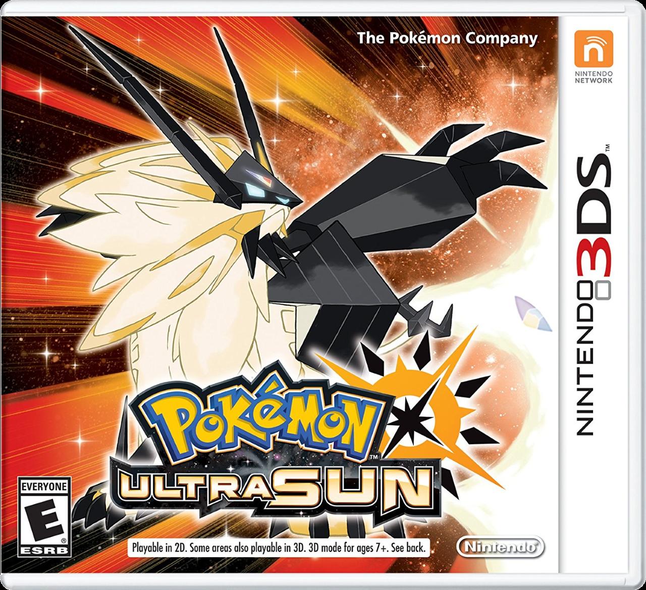 Appendix:Pokémon Ultra Sun and Ultra Moon Walkthrough | Pokémon