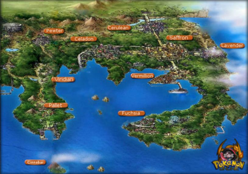 Mapa de PO