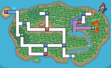 Mapa Pikipek 2