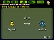 Evolución psyduck