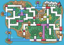 Mapa Pikipek