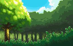 HGSS Viridian Forest