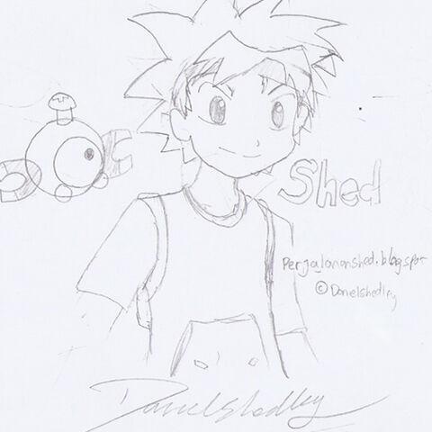 File:Sketsa pensil Shed.jpg