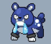 Pooldog Old Sprite
