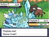 Glacier Crash (move)