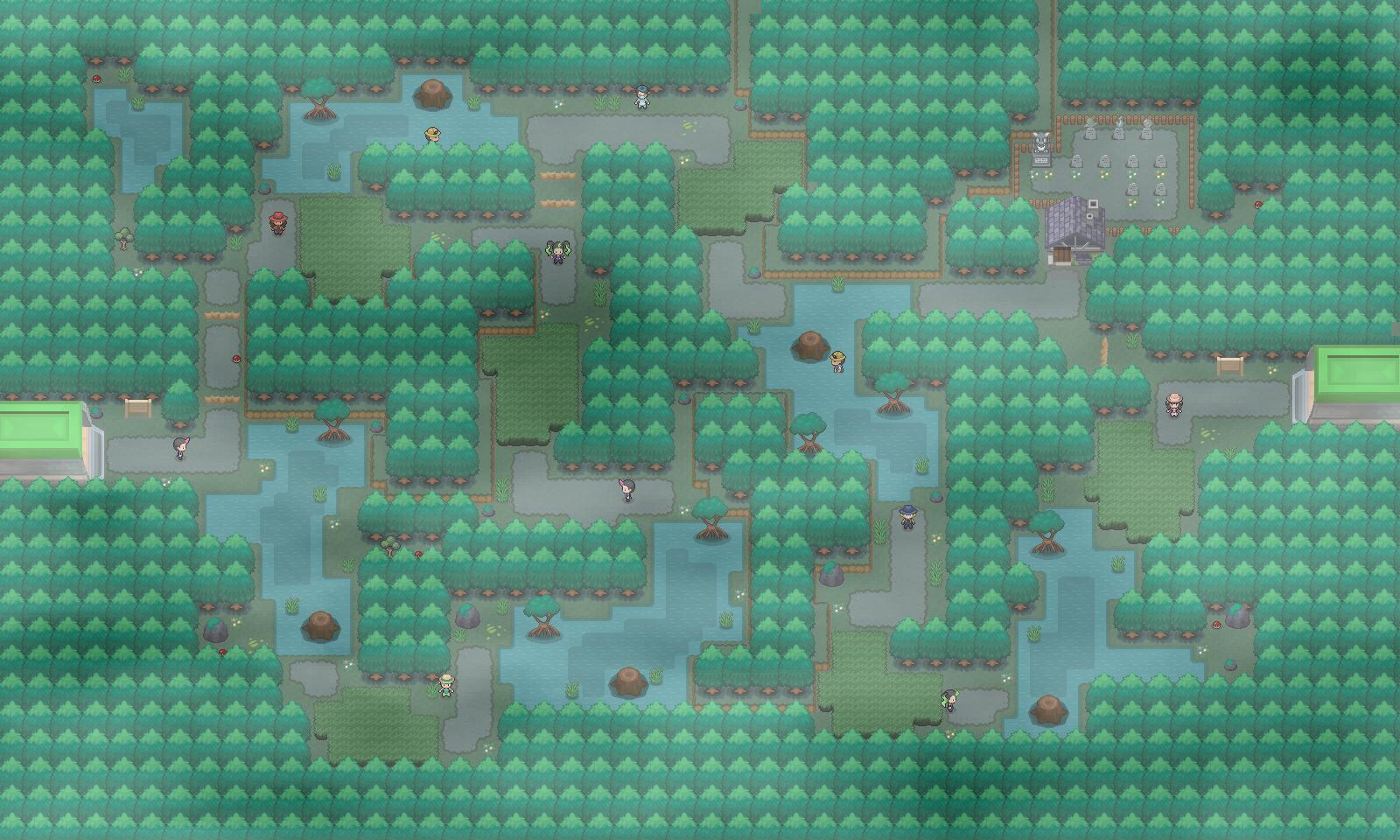 Resultado de imagem para swamp pokemon