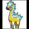 GiraflameFrontShiny
