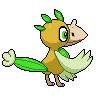 WoodbeakBackShiny