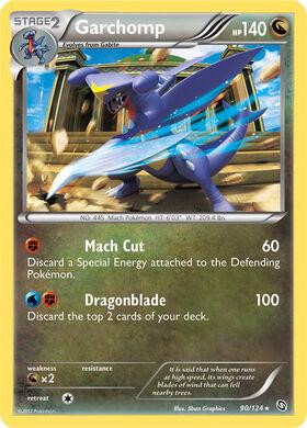 Garchomp Card