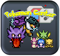 Button Pokemon Center