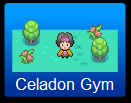 Celadon Gym Challenge Level