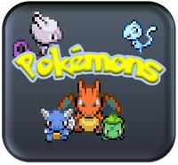 Button Pokemon