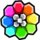 40px-Rainbow Badge