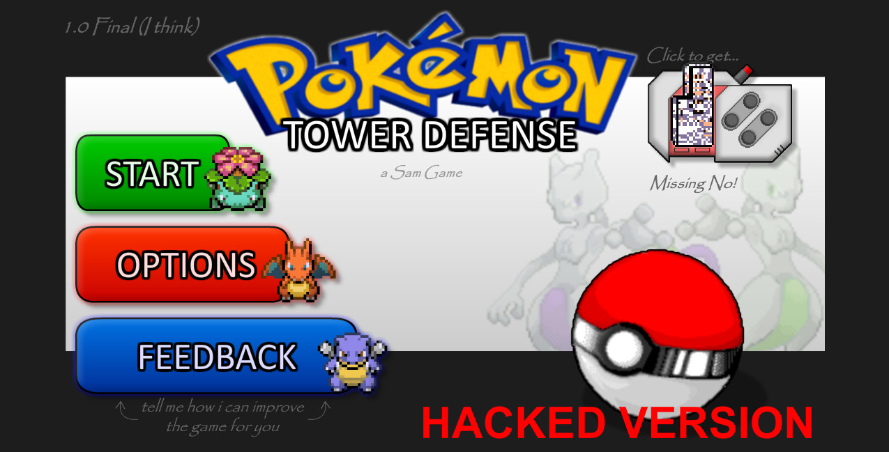 Pokemon clicker hacked