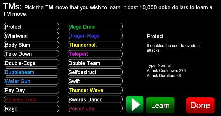 TM   Pokemon Tower Defense Wiki   FANDOM powered by Wikia