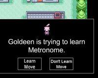 Mew Goldeen