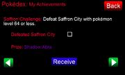 Saffron Challenge