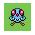 072 elemental grass icon