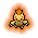 256 elemental fire icon