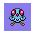072 elemental flying icon
