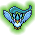 144 elemental grass icon