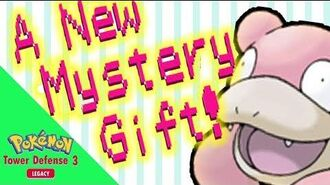 New Mystery Gift!! Oct. 1-7