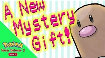 Mystery Gift - Diglett