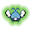 333 elemental grass icon